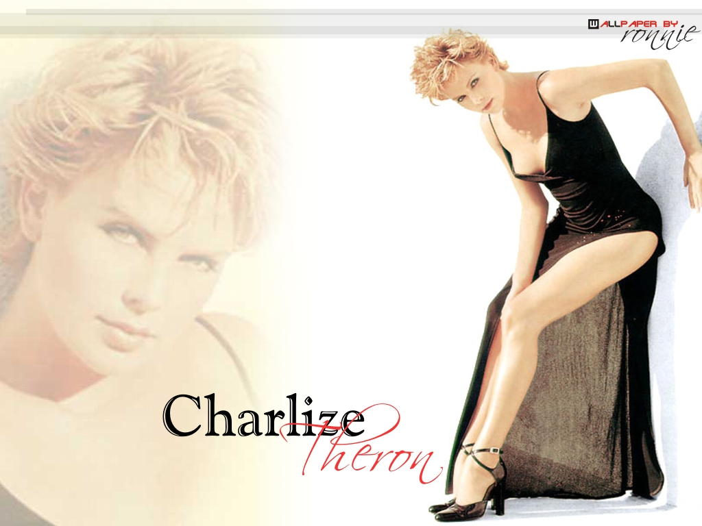 Charlize Theron - 1024x768