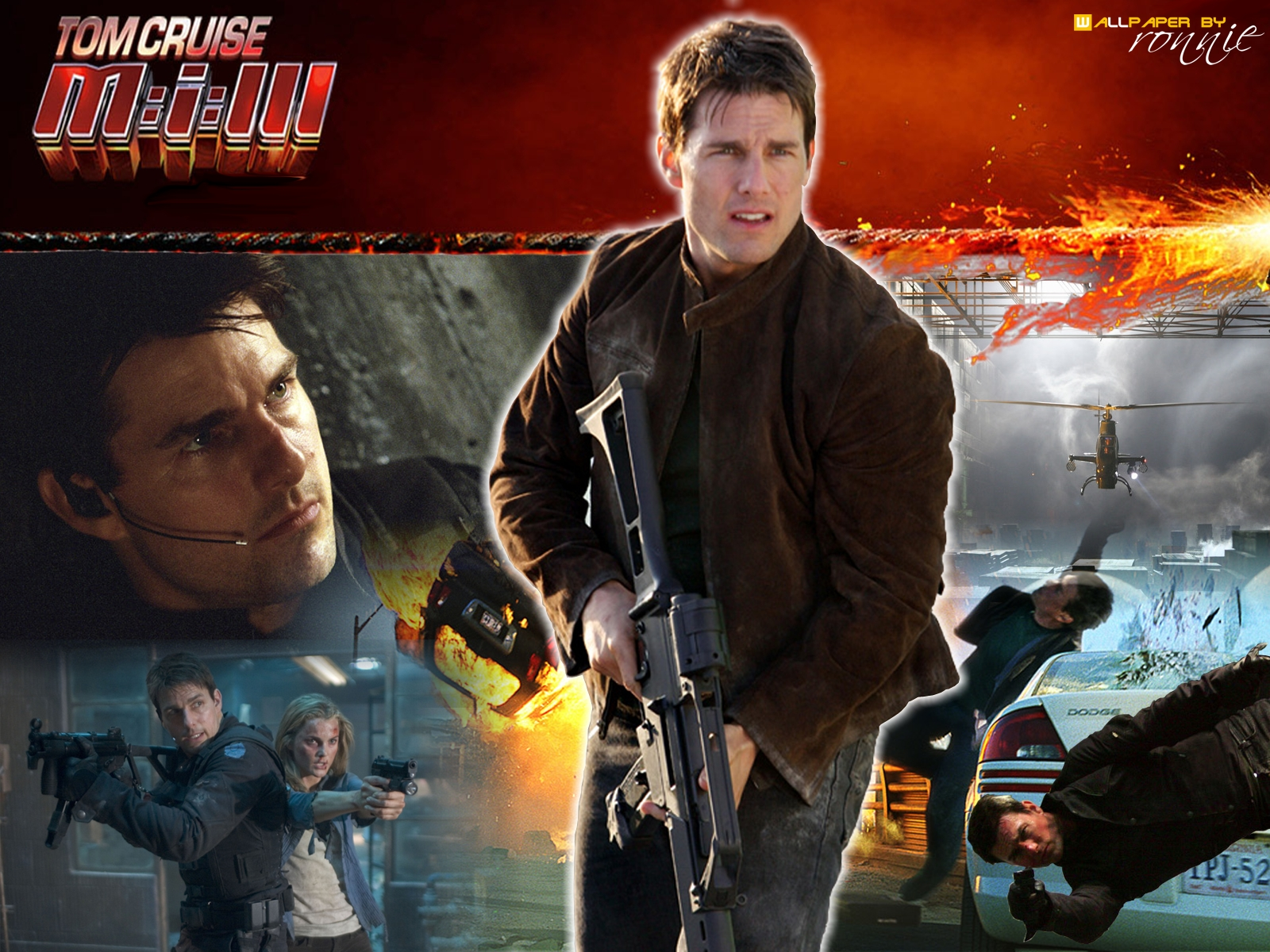 Mission Impossible 3 - 1600x1200